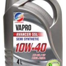 vapro威保10W-40半合成油汽车机油润滑油杭州vapro