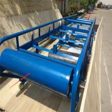 电动滚筒皮带输送机 移动式皮带输送机厂家定制