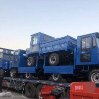 四不像价格拓邦工程装载机 轮式拖拉机 液压2吨自卸料拖拉机