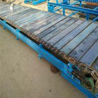 链板输送机图片大全厂家推荐 石头矿山链板输送机结构制造厂家