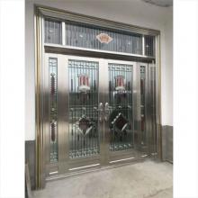 东方五星优质小区入户防盗门制作、安装厂家DM-01