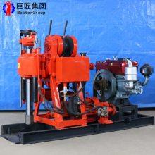 巨匠XY-150Y百米勘探钻工程地质钻机高速岩心钻机钻探机液压钻机岩土钻机