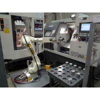重庆数控车床机械手厂家提供售后-CNC机器人产线规划设计