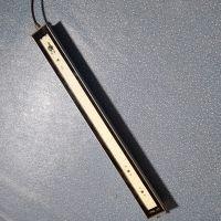数控机床LED工作灯防水20/30W 防油防爆长条形车床灯24/220V