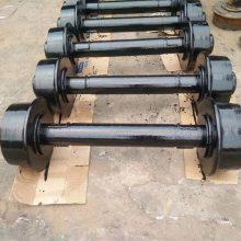 定做矿车轮对,固定式矿车轮对规格,300350mm矿车轮对价格