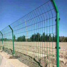圈山围栏网价格 双边丝护栏网 仓库围栏网定制