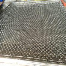 北京不锈钢围栏网厂家 不锈钢勾花护栏网 隔离栅