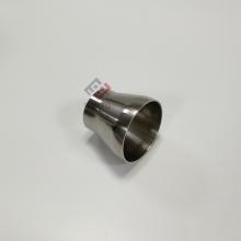 304不锈钢大小头 不锈钢卫生级异径管63变45