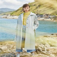 歐時力女裝加盟2019夏季新款時尚藝術圖案修身短袖針織衫女套頭杭州四季青服裝批發市場