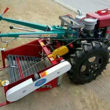 手扶拖拉机马铃薯收获机 60.70.80公分宽的土豆收获机