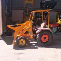 小型沙场铲车装载机 工地装载机抓木机报价