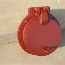 dn800圆拍门质量 铸铁方形拍门尺寸 质优价廉 欢迎定制