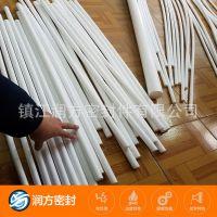聚四氟乙烯棒材  四氟模压长棒 塑料王棒材加工生产 保证全新料