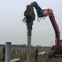 新型号大直径深层水泥搅打桩机30米