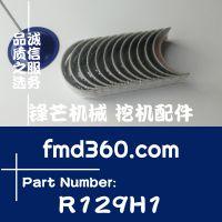 张家界进口挖掘机配件三菱6D16连杆瓦R129H1