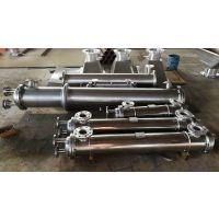 精品供应 管壳式换热器 304不锈钢常压列管冷凝器 优质卫生级制药设备换热器