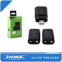 XBOX ONE S手柄电池包 充电电池 DOBE产品 厂家直销