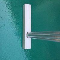 液压榆林锌钢冲孔圆管冲弧机围栏冲孔