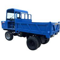 全新四驱工程运输车 农用运输车供应25马力建筑运输土方四不像价格