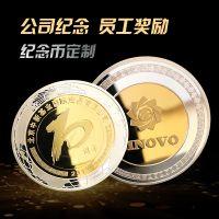 纪念币定做厂家纪念章制作金银币定制工厂银行礼品