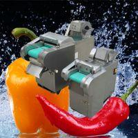 亚博国际真实吗机械 供应部队大型切菜机 土豆切丝机 萝卜切块机 食堂多功能不锈钢切菜机