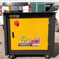 全自动液压钢筋弯箍机 小型液压钢筋折弯机 GF25钢筋弯箍机