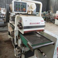 收售二手木工叉车 雕刻机 封边机 双面刨 砂光机 精密锯