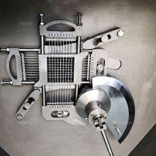 河北切丁机全自动切蔬菜颗粒的机器用途