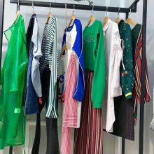 广州品牌女装时尚潮牌5secs五秒女装高端品牌折扣女装库存尾货走份一手货源批发
