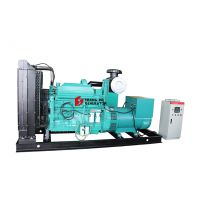 QSB5.9-G2东风康明斯100KW柴油发电机组