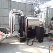 大型咖啡豆烘焙机生产线 工业化咖啡豆烘焙加工设备 东亿DY-60KG