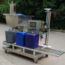 涂料灌装机 单头灌装机厂家 称重灌装机