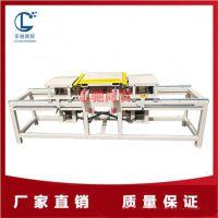 【乐驰】齐头锯 自动断料锯木方齐边锯木材厂专用机械设备