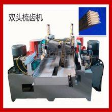 文山梓权木工机械专业厂家 旧方木对接设备 全自动梳齿开榫 方木梳齿接木机