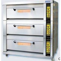 供应新麦三层十二盘煤气烤炉SM-803F 承接厨房整体工程 设计安装