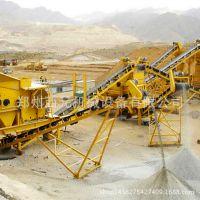 西元石灰石锤式破碎机 全套砂石生产线设备 郑州机械砂石骨料生产线
