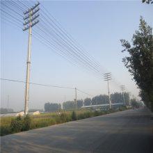 凯新电力钢管杆.电力钢杆_10kv耐张钢杆基础施工方案