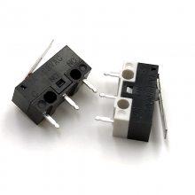 微动按钮开关 环保微动鼠标开关高寿命 广州触通按钮鼠标源头批发