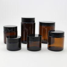 土壤瓶棕色玻璃广口瓶采样瓶试剂瓶土样瓶咖啡豆避光玻璃瓶