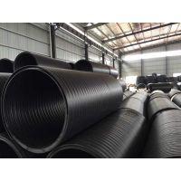 HDPE中空壁缠绕管 江西中空壁缠绕增强管厂家市政排水管工业排水