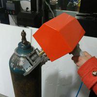 钢瓶打标机厂家,触摸屏操作,便携式