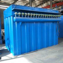 气箱脉冲布袋除尘器 长袋离线脉冲除尘器厂家 ppc气箱式除尘器