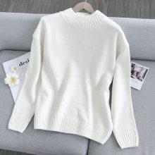 厂家直销虎门杂款女式外套韩版长袖加厚针织衫中长款开衫外套批发
