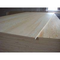 厂家长期供应二次成型松木面胶合板