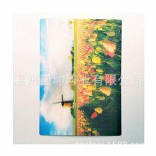 创意明信片定制现代简约广告风景画户外旅游纪念卡片订做批发