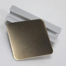 黑香槟喷砂不锈钢彩色板 厂家供应304平板