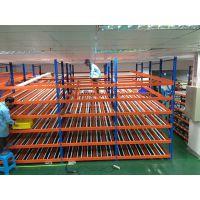 流利式货架 源头生产厂家定做安装送货