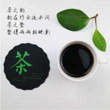 瑞奇想厂家热销硅胶材质的防滑垫专业可定制多款隔热餐垫及茶杯垫