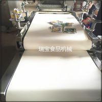 瑞宝ZX-600型包装袋整平机 榨菜袋子压平机