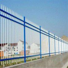 透景墙体栅栏 厂区锌钢栅栏 围墙护栏
